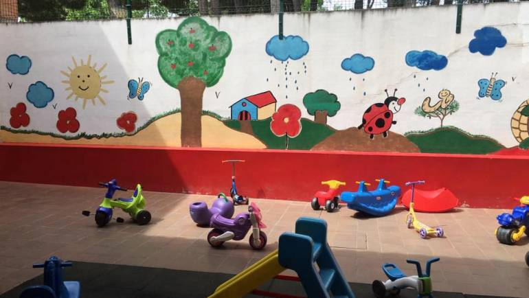 Escuela Municipal Infantil «Junquicos»
