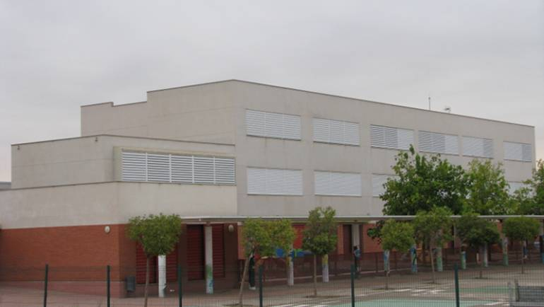 Colegio Público Reino de Aragón