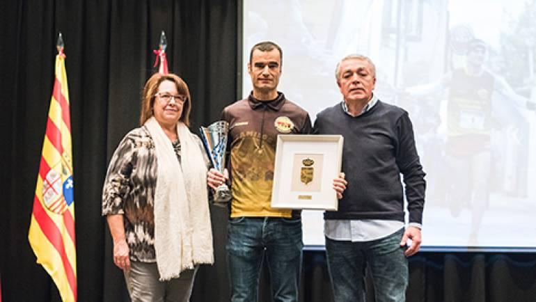 Héctor Franco, mejor deportista del año 2017