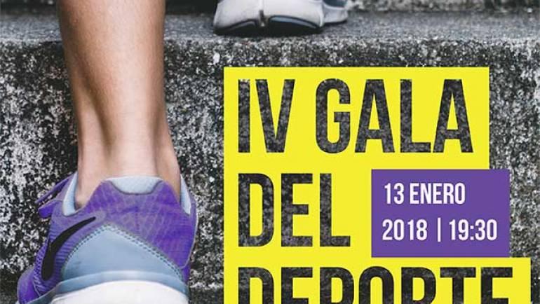 IV Gala del Deporte en La Puebla de Alfindén