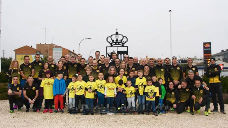 El Club Correcaminos Alfindén estrena Junta Directiva