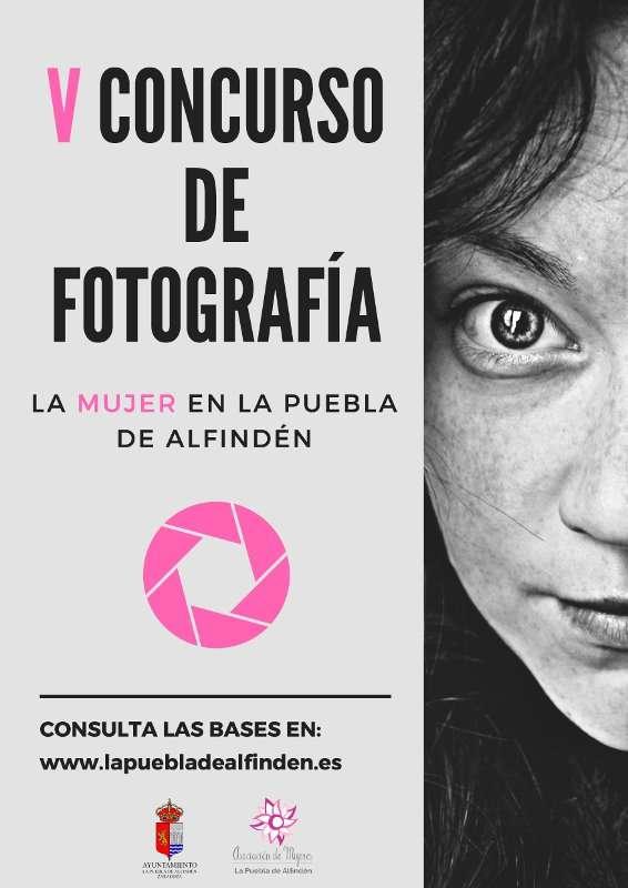 V Concurso de Fotografía – La mujer en la Puebla de Alfindén