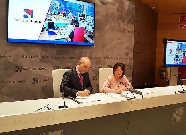 Jucal Radio, se suma a la Red de Radios Locales de Aragón Radio