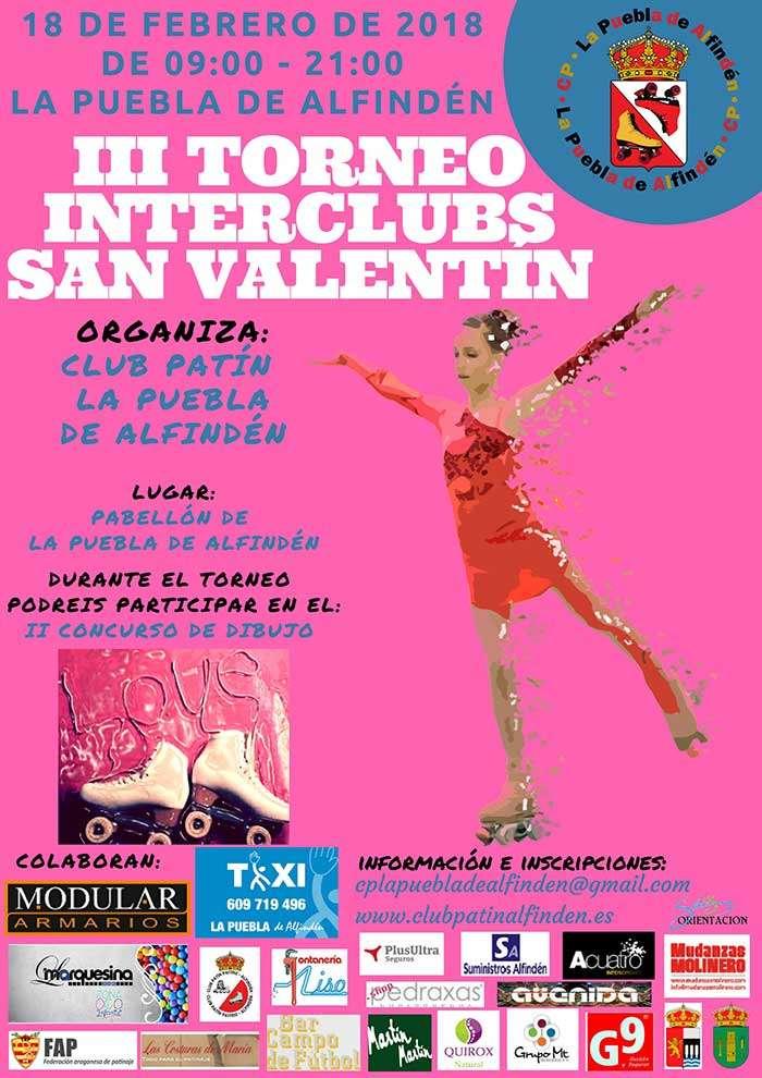 III Torneo Interclubs San Valentin