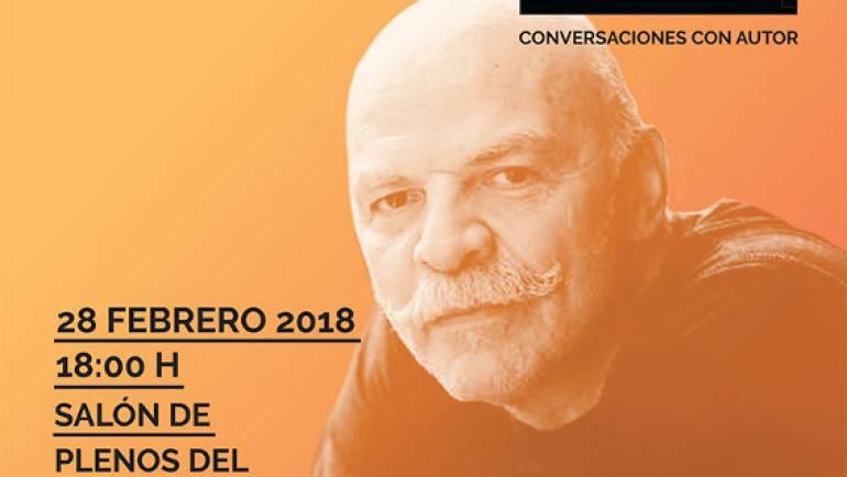 Martín Caparrós – Conversaciones con autor