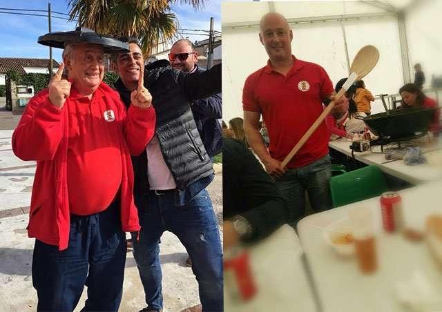El Club Patín La Puebla de Alfindén gana el III Concurso de Ranchos