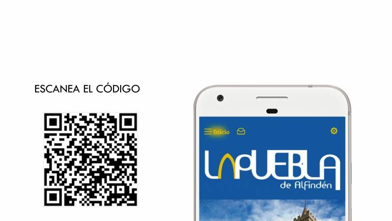 La APP oficial de La Puebla de Alfindén