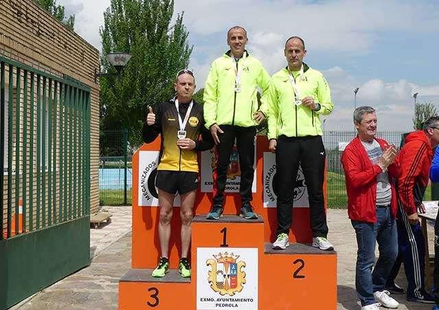 Rafa Barbero se hace con el bronce en el Campeonato de Aragón de 10k