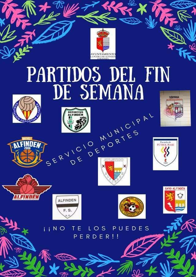 PARTIDOS JORNADAS 02-03 JUNIO DE 2018