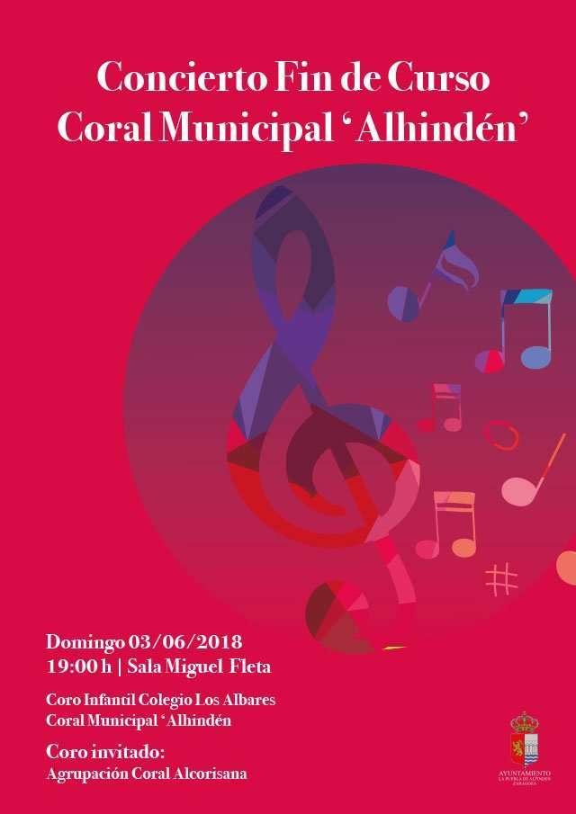 Concierto Fin de Curso – Coral Municipal