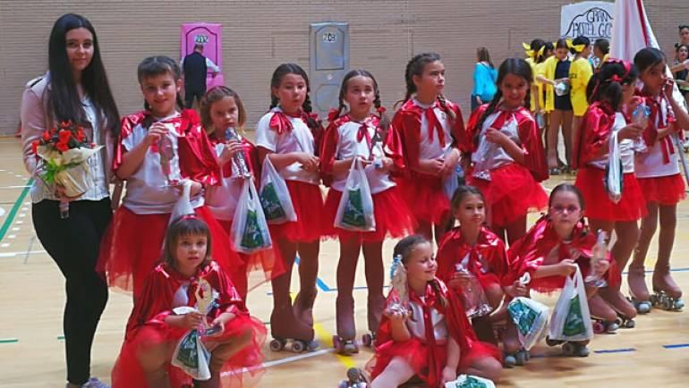Fin de semana de competición para el Club Patín La Puebla de Alfindén