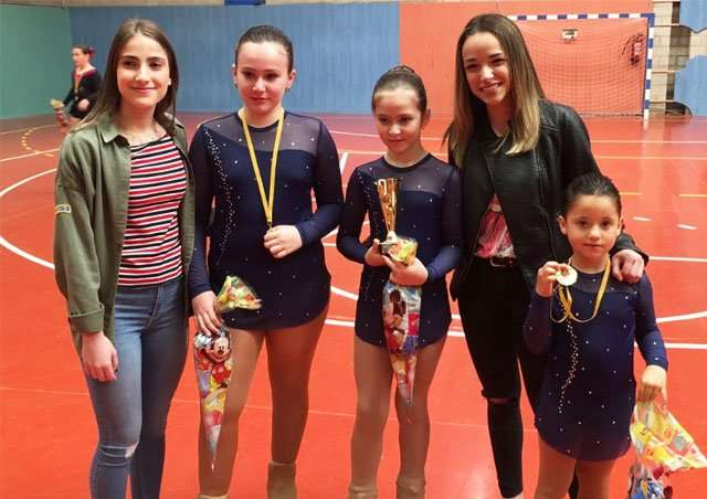 El Club Roller participa en el Torneo de Garrapinillos y en el Interescuelas