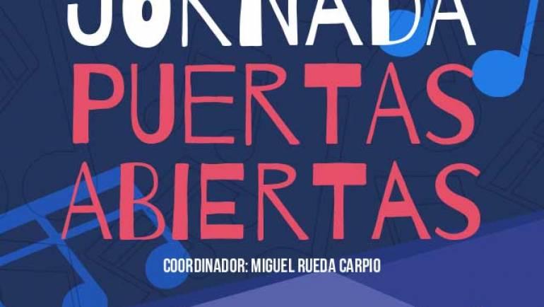 Jornada de Puertas Abiertas – Centro Municipal de Formación Musical