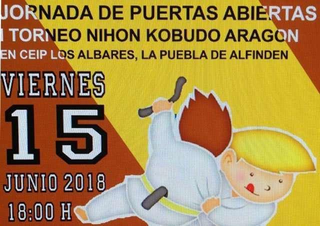 El Club Nihon Tai Jitsu Alfindén organiza una jornada de puertas abiertas