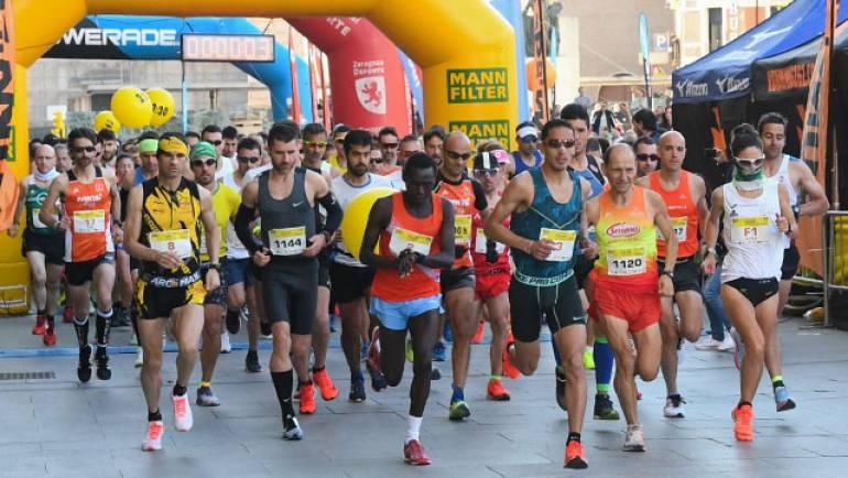 Memorias de un Correcamino en la Maratón de Zaragoza