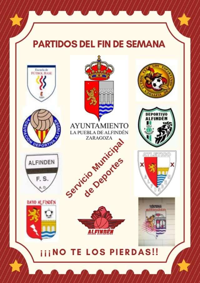 PARTIDOS JORNADAS 05-06 DE MAYO