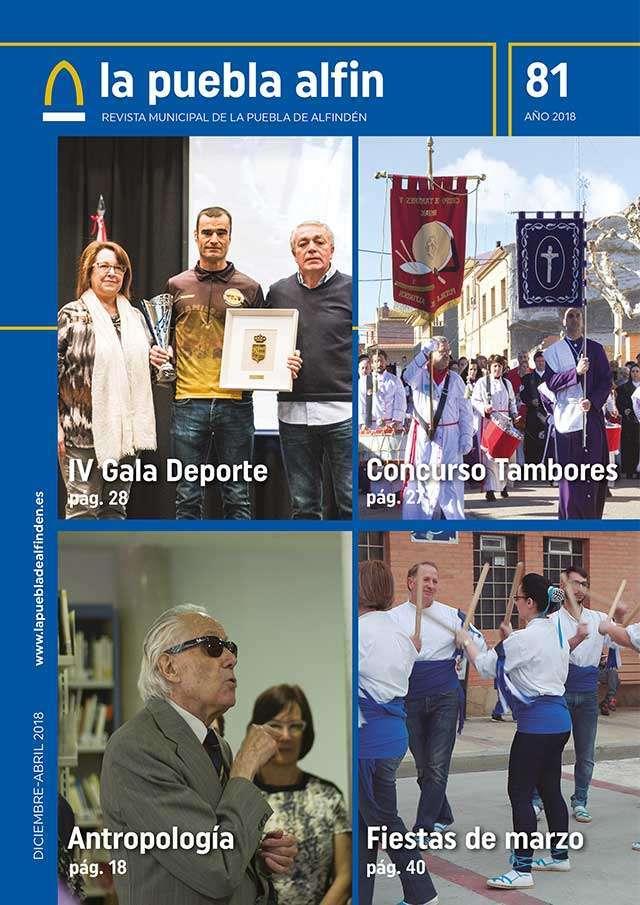 nº 81 de la Revista Municipal