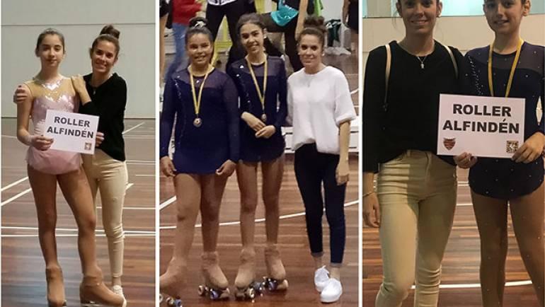 El Club Roller Alfindén participó en el XVII Torneo Promesas de Huesca
