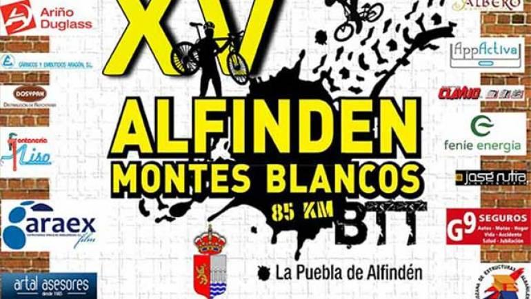 XV Alfindén Montes Blancos 85 km