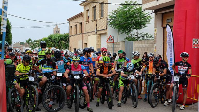 La Puebla acoge la XV BTT Open Maratón XCM Alfindén Montesblancos