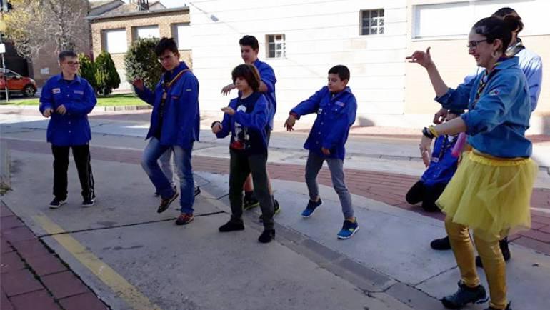 Los Scouts acaban una ronda solar llena de proyectos, diversión y superación en su X Aniversario