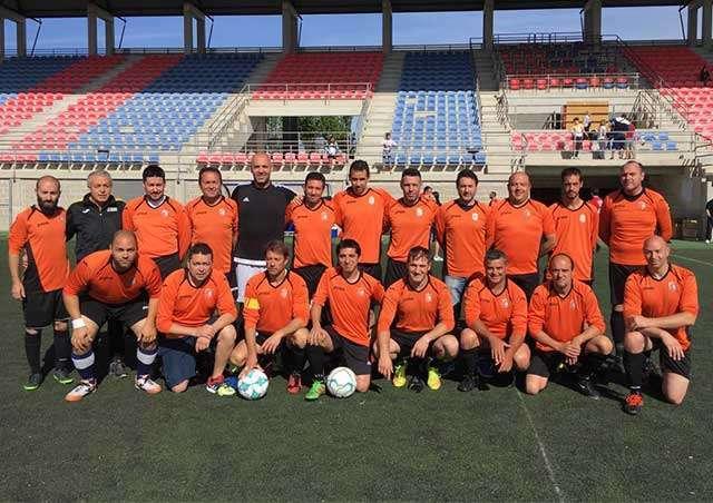 Veteranos Alfindén se proclama campeón de Copa Laboral