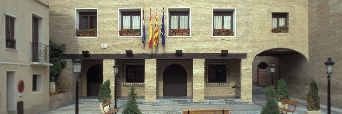 Fachada de la Casa Consistorial
