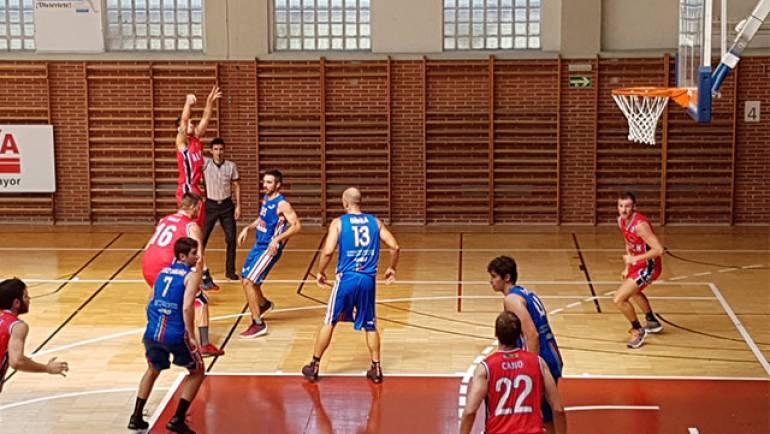 El Alfindén Club de Baloncesto de Liga EBA continua imparable en su pretemporada