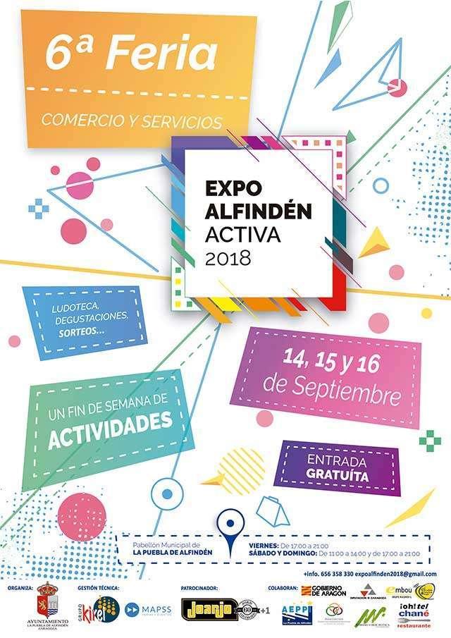 Expoalfindén Activa prepara su sexta edición