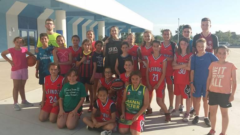 El Club de Baloncesto Alfindén comienza los entrenamientos