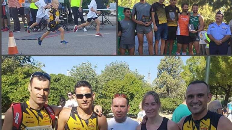 El Club Correcaminos participa en la I Correría de la Guardia Civil