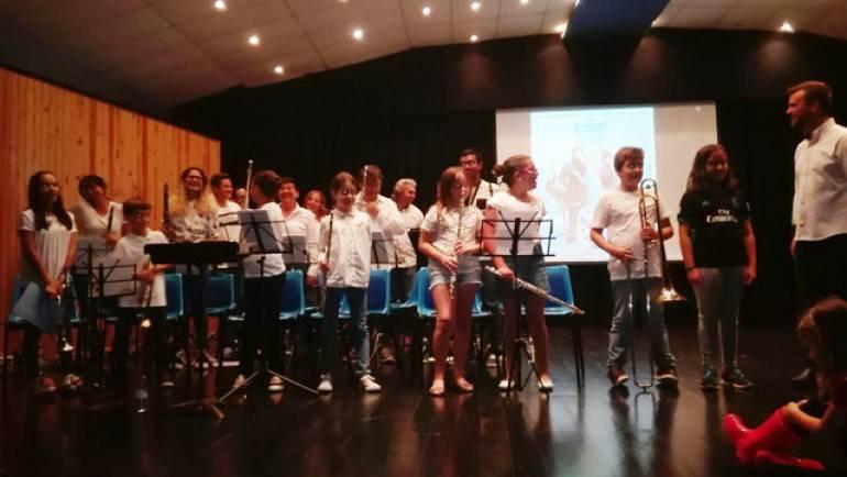 Abierta la matrícula para la Banda Municipal y Centro de Formación Musical