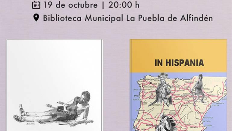 Presentación del libro «In Hispania», de Ramón Faro Cajal
