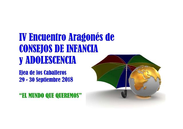 Manifiesto «El Mundo que Queremos», reunión de Consejos de Infancia y Adolescencia
