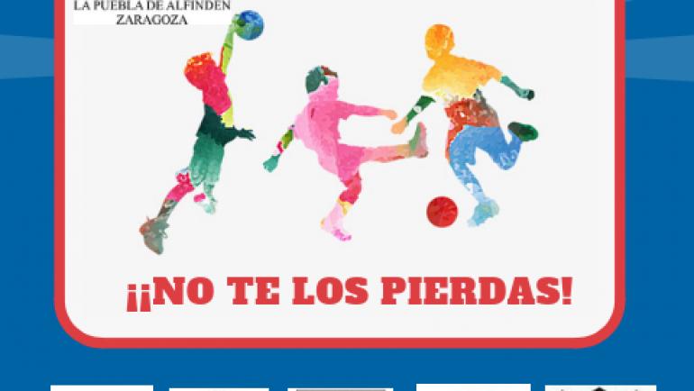 Partidos a disputar en las instalaciones municipales el fin de semana del 10 y 11 de noviembre de 2018