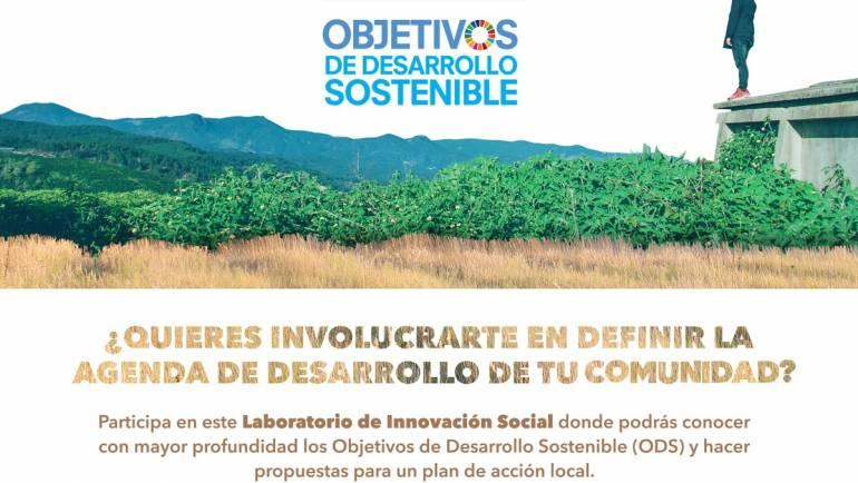 Laboratorio de Innovación Rural – Objetivos de Desarrollo Sostenible