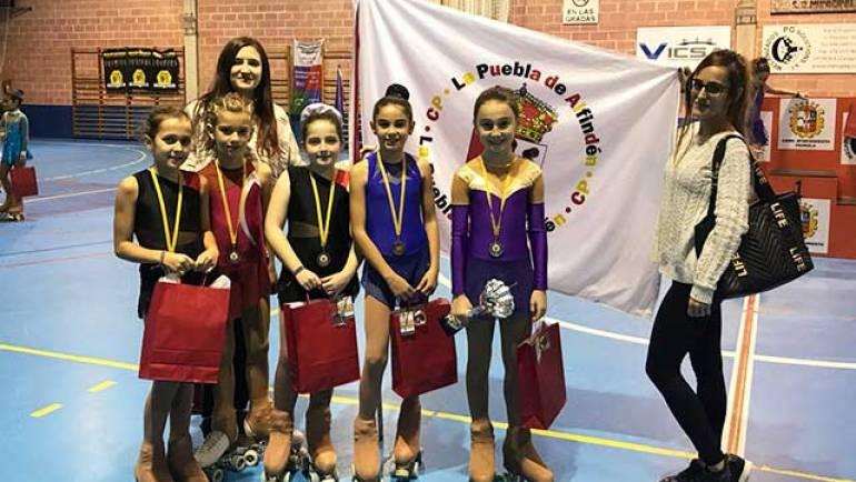 El Club Patín participa en el Torneo Promesas Pequeños de Pedrola