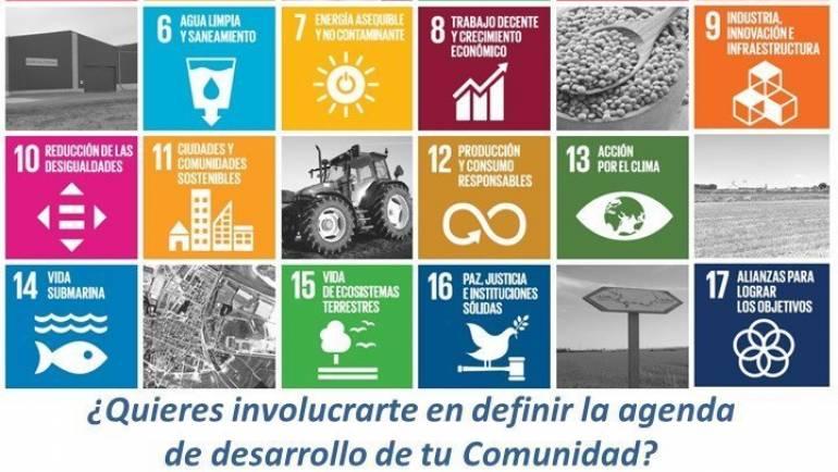 ¿Quieres involucrarte en definir la agenda de desarrollo de tu Comunidad?