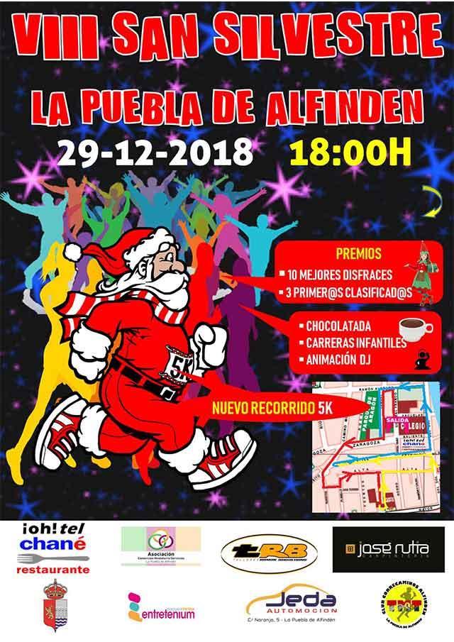 VIII San Silvestre La Puebla de Alfindén
