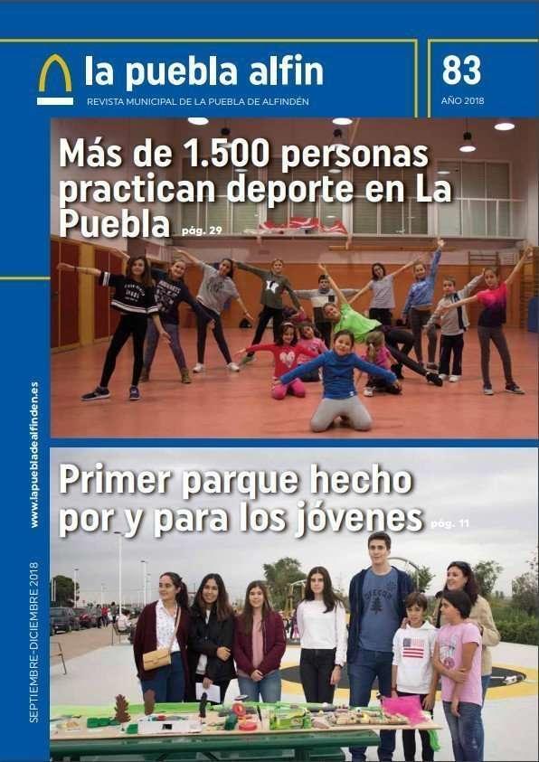 Revista Municipal nº 83 septiembre – diciembre de 2018