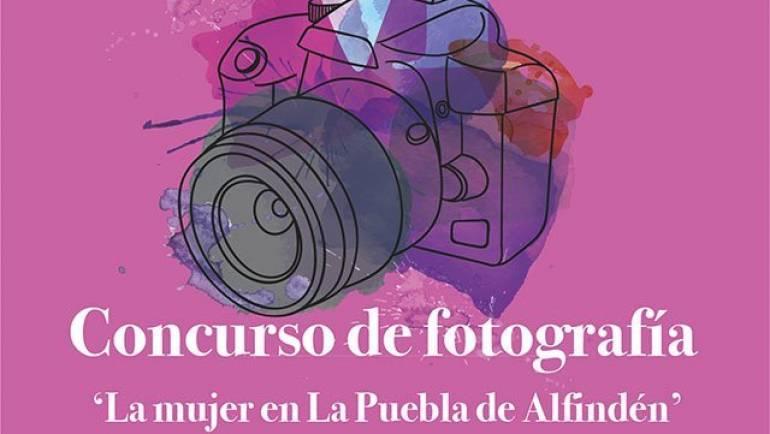 VI Concurso Fotografía 'La Mujer en La Puebla de Alfindén'