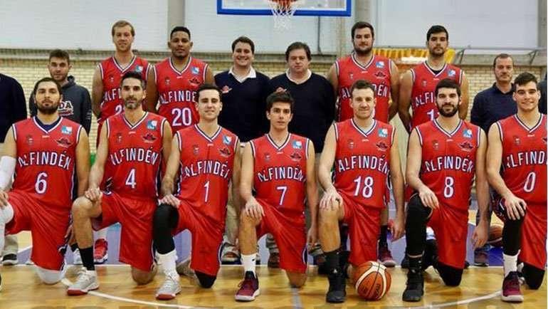 El Club Baloncesto Alfindén se impone al Vive Elmasnou en su casa
