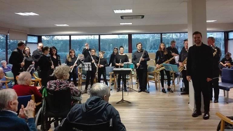 Calendario de actuaciones de la Banda Municipal