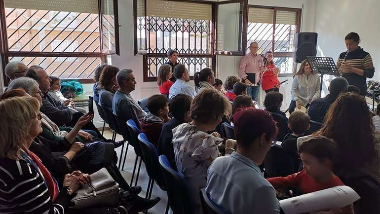 Audición trimestral de la Banda Municipal