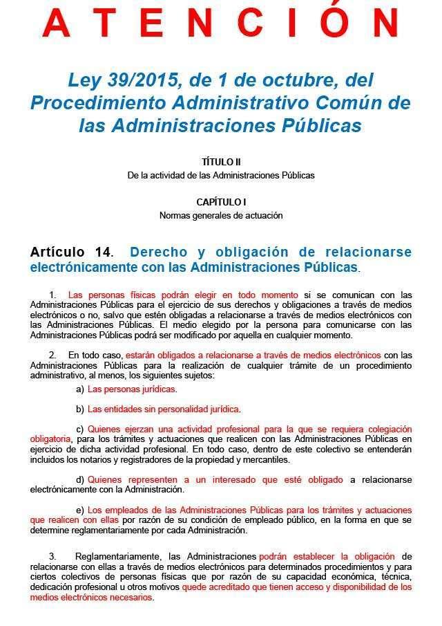 Informacion municipal