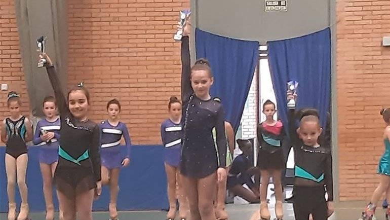 El Club Roller Alfindén participó en el Torneo de Patinaje de Garrapinillos