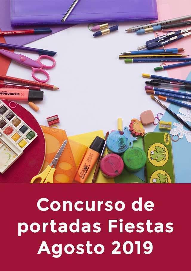 Concurso de Portadas Programa Fiestas de Agosto