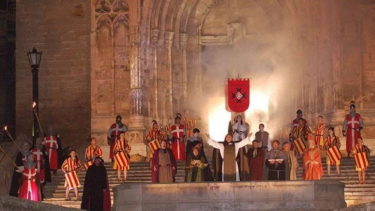 La Asociación de Mujeres organiza un viaje a los Medievales de Caspe y Monasterio de Rueda