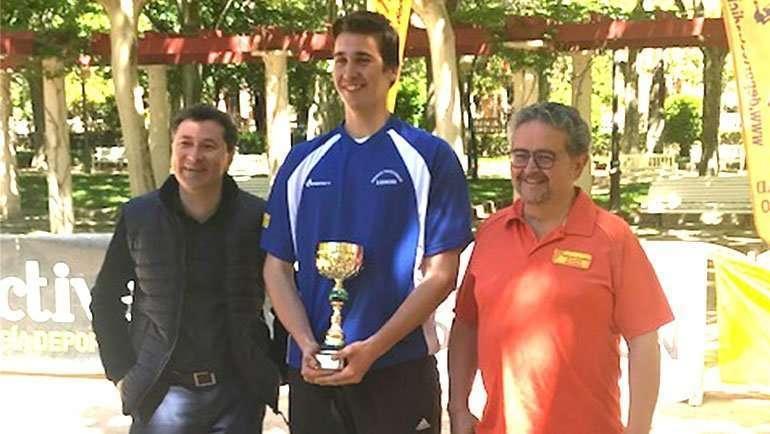 Gabriel Pardos continúa imparable la temporada de Tiro de Barra Aragonesa