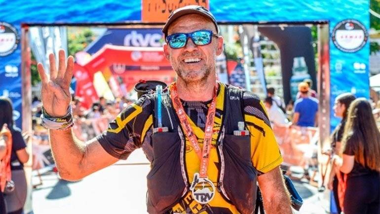 Manuel Sánchez participa en la Transvulcania Ultramaratón 2019